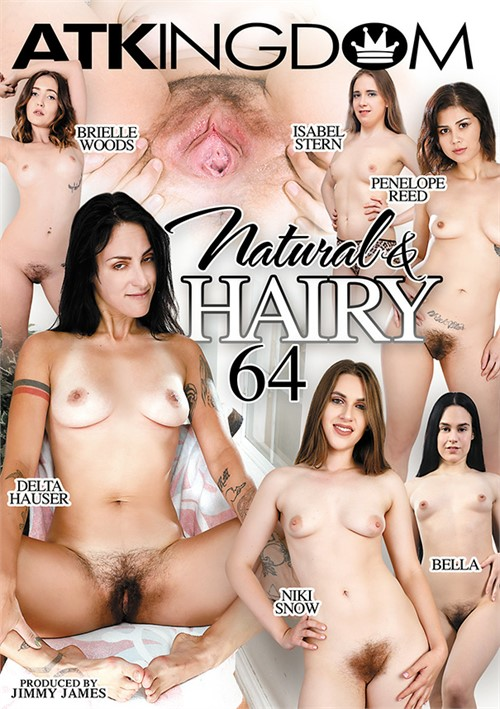 ATK Natural & Hairy 64
