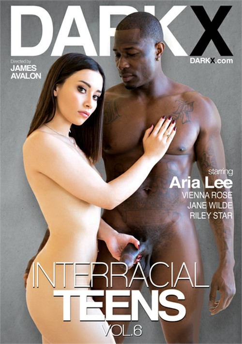 Interracial Teens Vol. 6 Boxcover