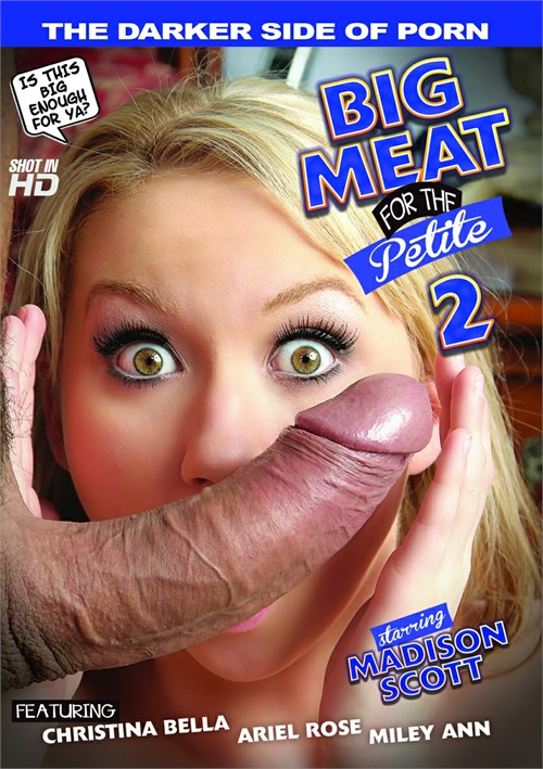 Big Meat For The Petite 2 Boxcover