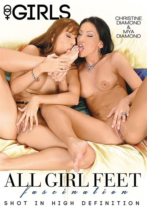 All Girl Feet Fascination