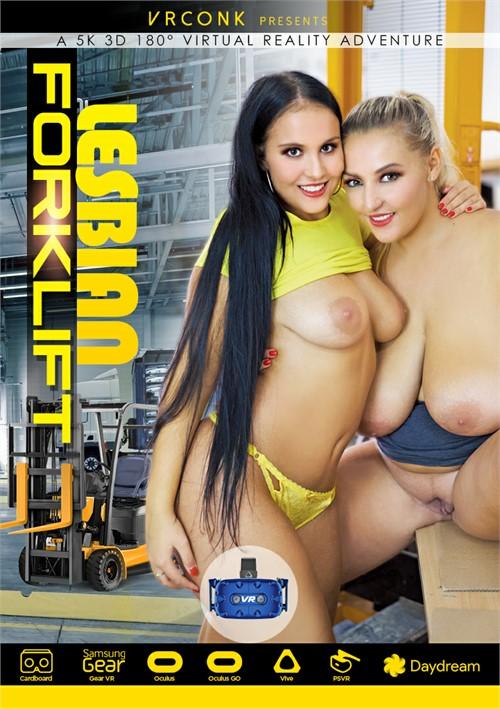 Lesbian Forklift