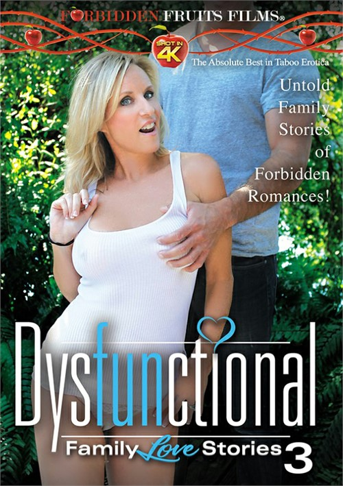 Dysfunctional Family Love Stories 3 Boxcover