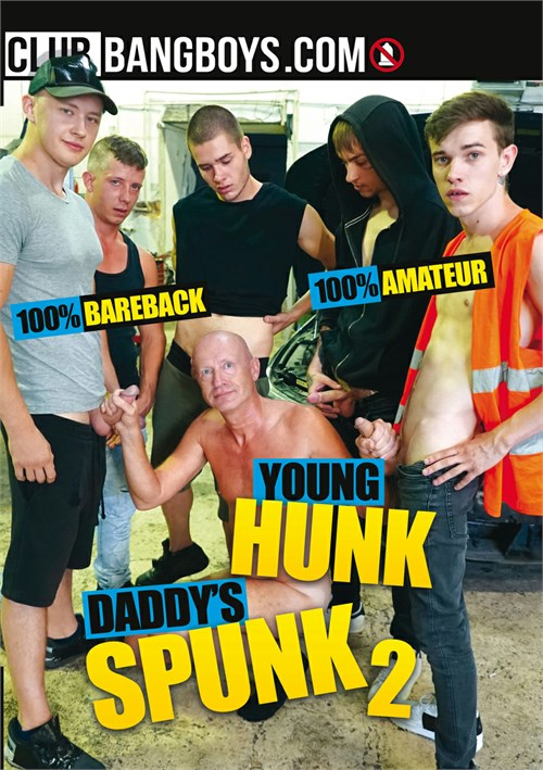 Young Hunks Daddy's Spunk 2 Boxcover