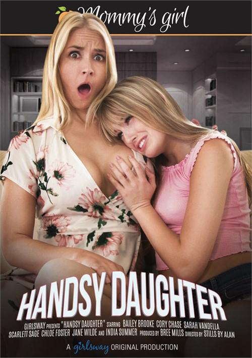 Handsy Daughter