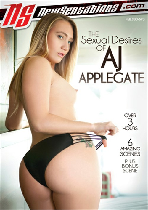 Sexual Desires Of AJ Applegate, The Boxcover