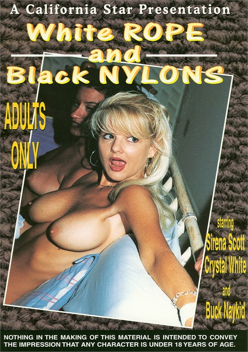 White Ropes and Black Nylons Boxcover