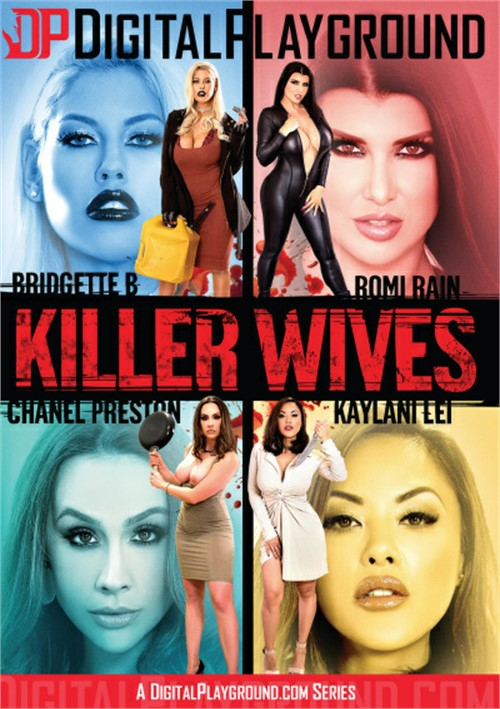 Killer Wives Boxcover