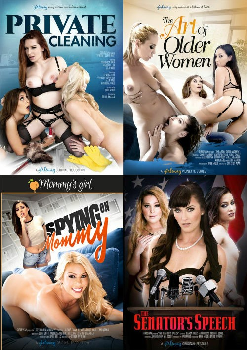 Girlsway 4-Pack #5