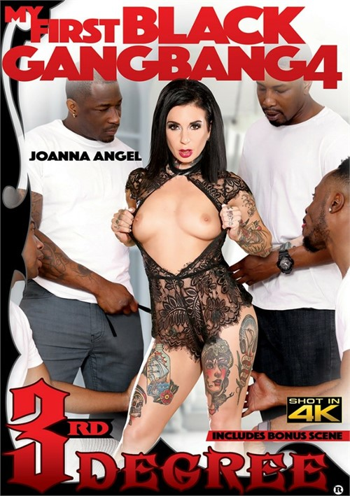 My First Black Gang Bang 4