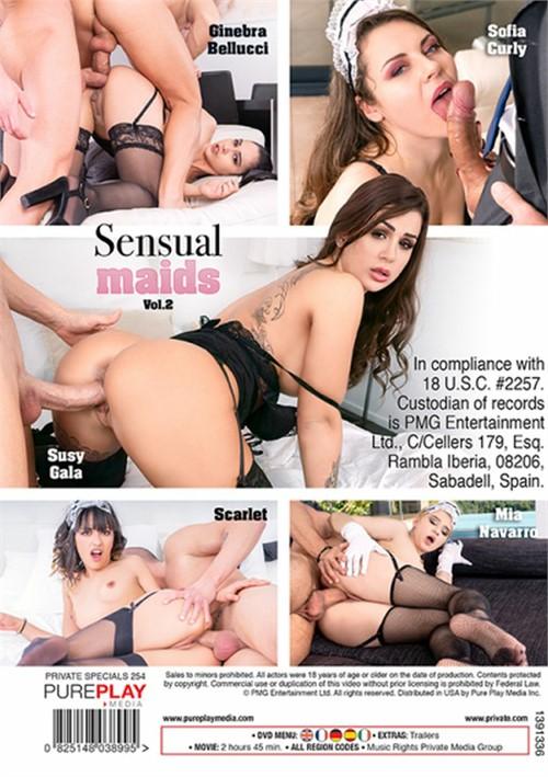 Sensual Maids Vol. 2