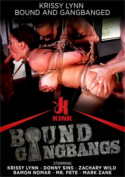 Krissy Lynn Bound and Gangbanged