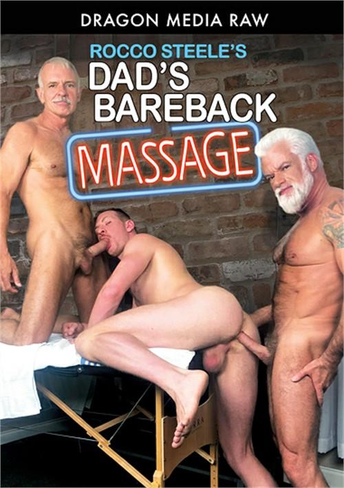 Rocco Steele's Dad's Bareback Massage