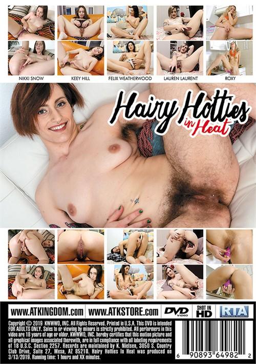 Hairy Hotties In Heat