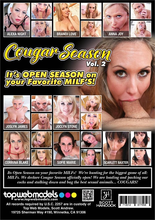 Cougar Season Vol. 2