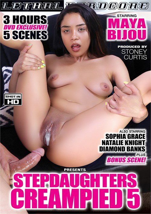 Stepdaughters Creampied 5
