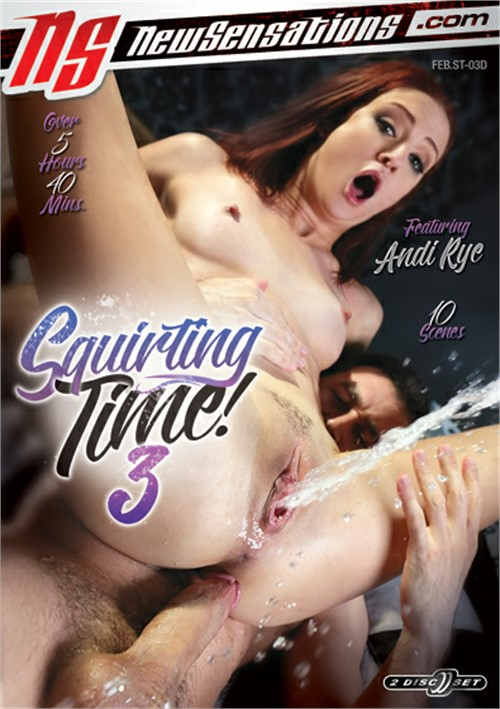 Squirting Time! 3