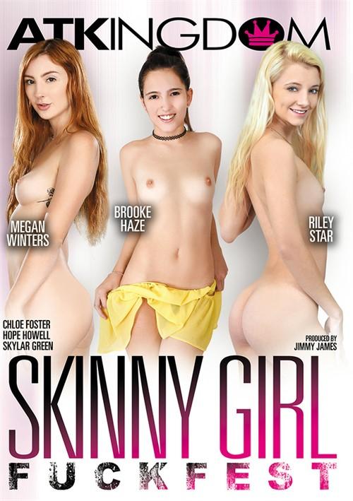 Skinny Girl Fuckfest