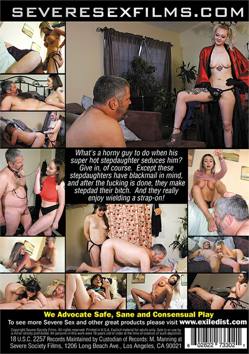 Stepdad Gets Fucked 2 Boxcover