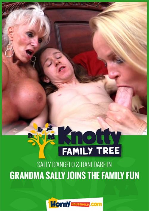 Grandma Sally Joins the Family Fun