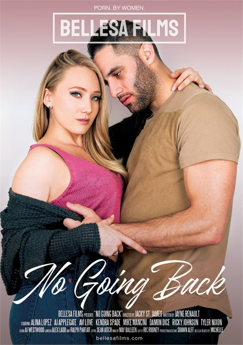 No Going Back Boxcover