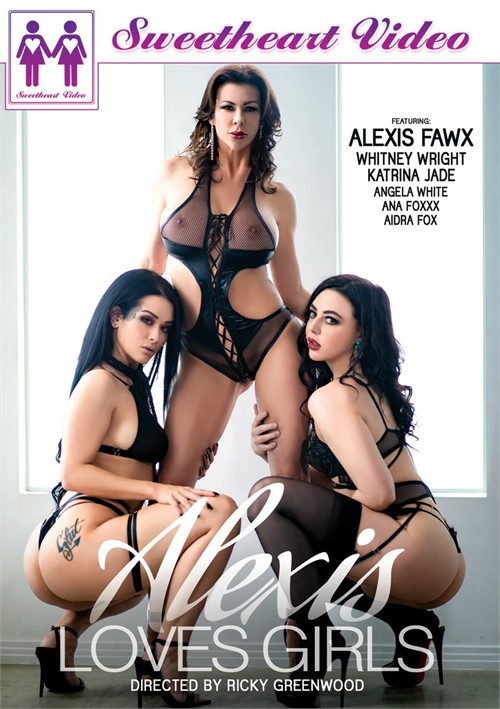 Alexis Loves Girls Boxcover
