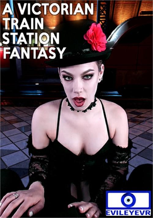 Victorian Train Station Fantasy, A