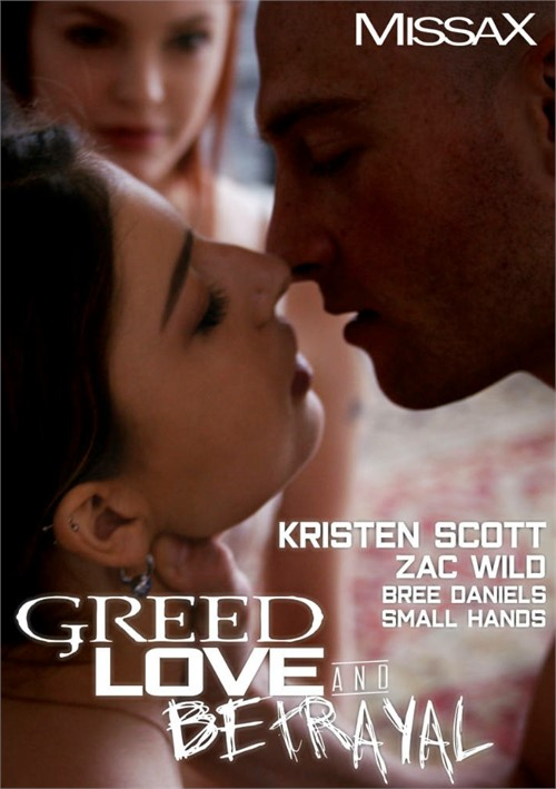 Greed, Love and Betrayal Boxcover