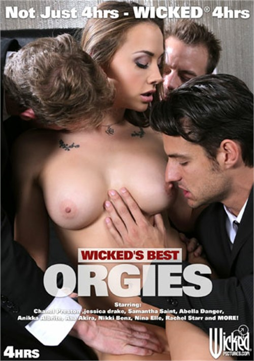 Wicked's Best Orgies - Wicked 4 Hours