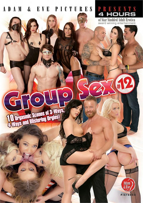 Group Sex 12 Boxcover