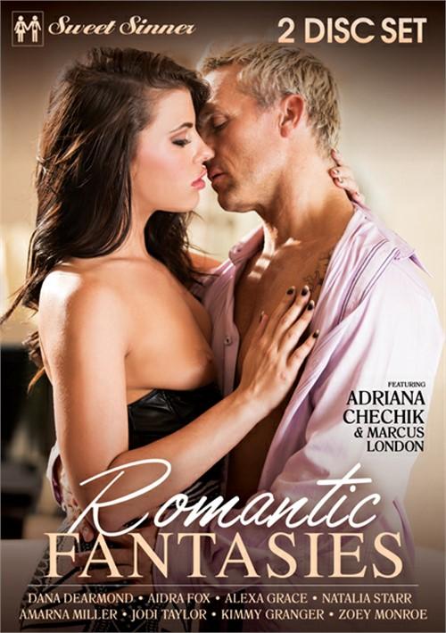Romantic Fantasies Boxcover
