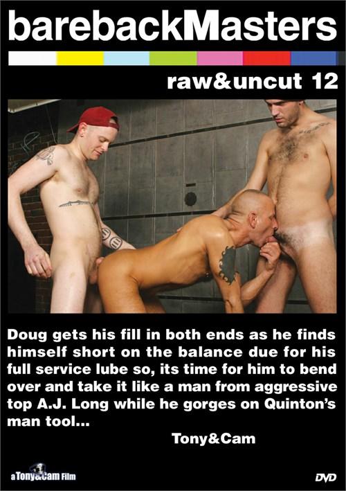 Bareback Masters: Raw & Uncut 12