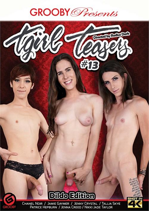 TGirl Teasers #13: Dildo Edition