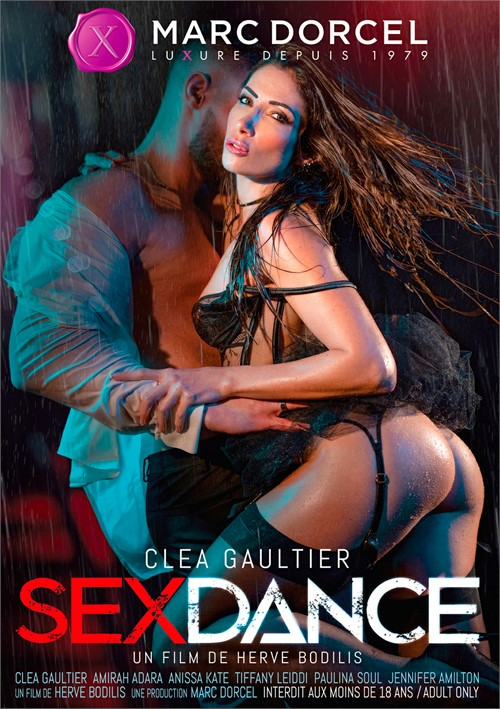 Sex Dance (French) Boxcover