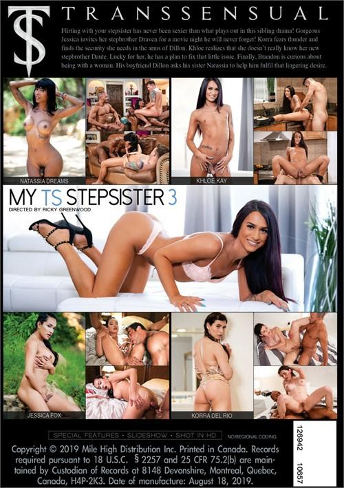 My TS Stepsister 3