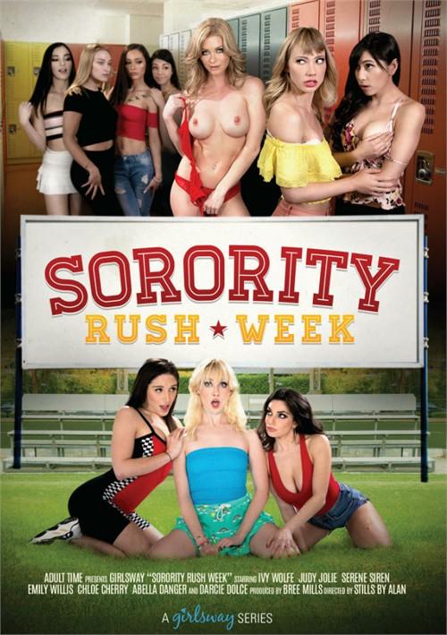 Sorority Rush Week Boxcover