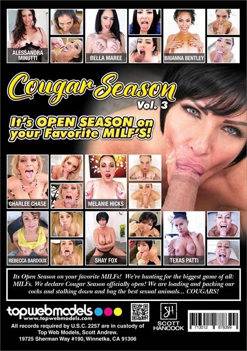 Cougar Season Vol. 3 Boxcover