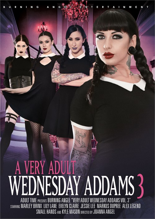 Very Adult Wednesday Addams 3, A