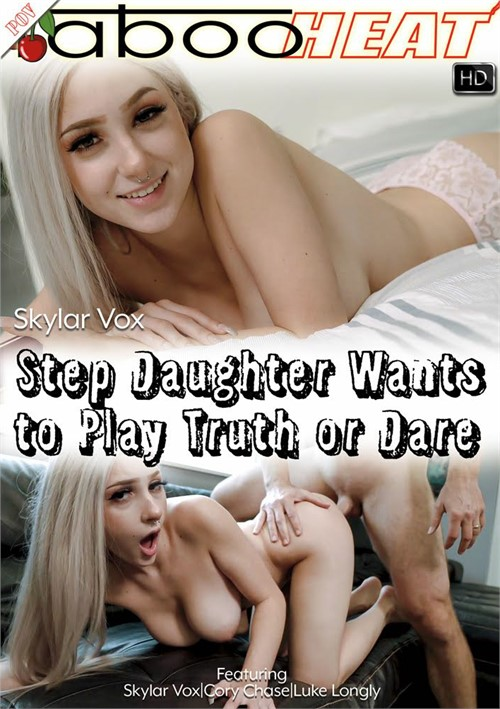 Skylar Vox in Step Daughter Wants to Play Truth or Dare