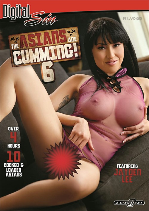 Asians Are Cumming! 6, The