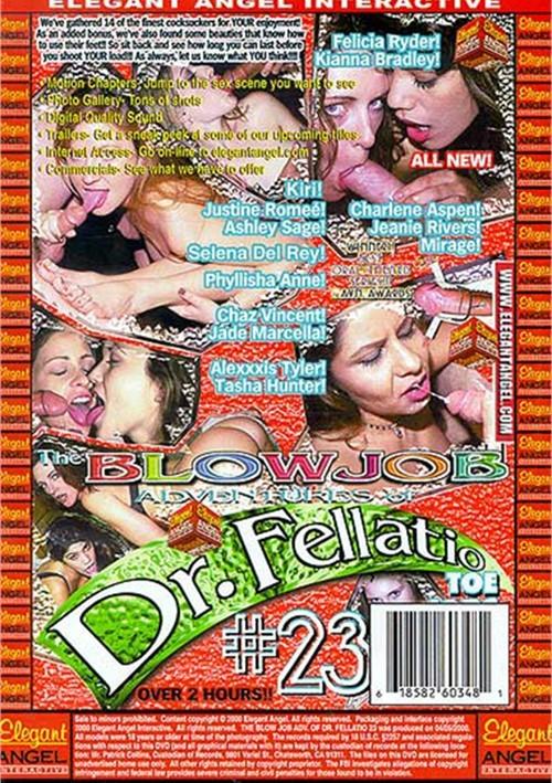 Blowjob Adventures of Dr. Fellatio #23, The