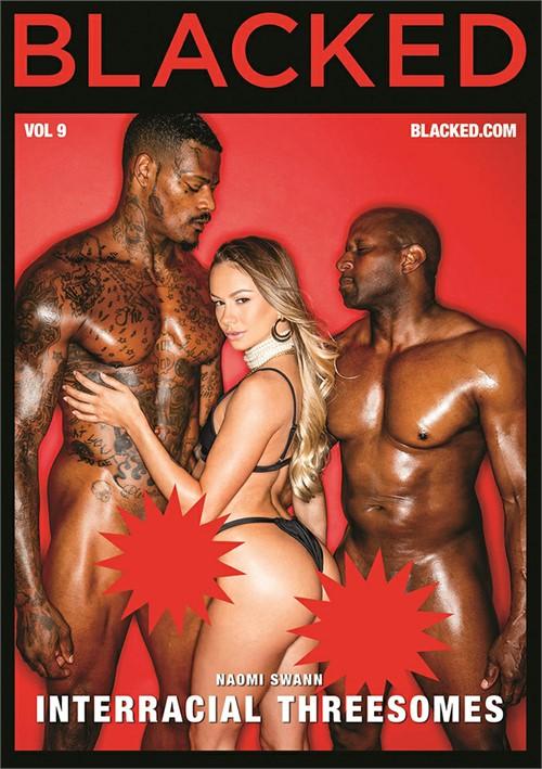 Interracial Threesomes Vol. 9