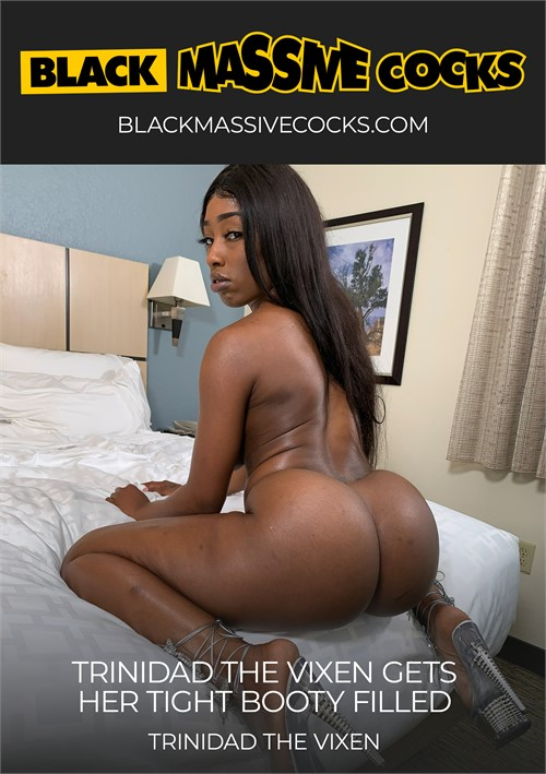 Trinidad the Vixen Gets Her Tight Booty Filled