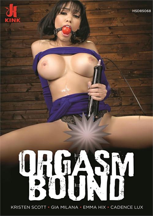 Orgasm Bound Boxcover