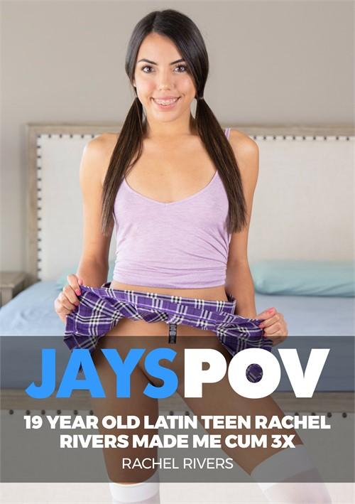 19 Year Old Latin Teen Rachel Rivers Made Me Cum 3X