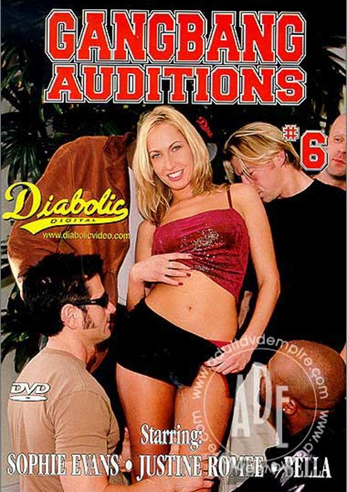 Are not bella donna gangbang auditions 6 be. Excuse