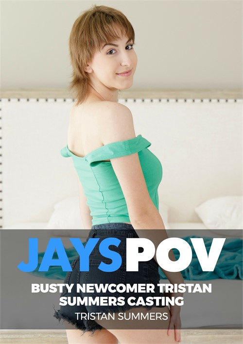 Busty Newcomer Tristan Summers Casting