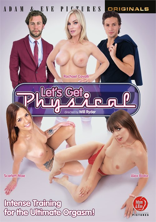 Let's Get Physical Boxcover