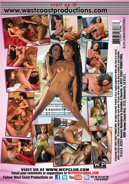 Black Lesbian Seductions 3