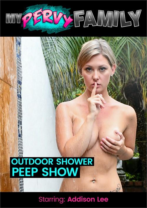 Outdoor Shower Peep Show