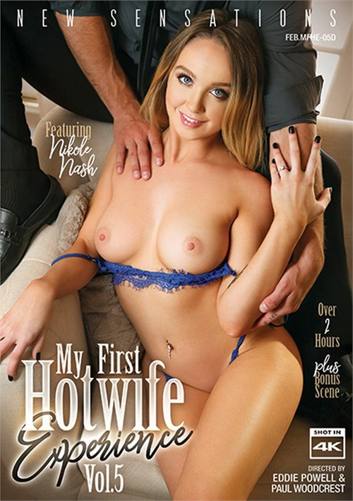 My First Hotwife Experience Vol. 5 Boxcover